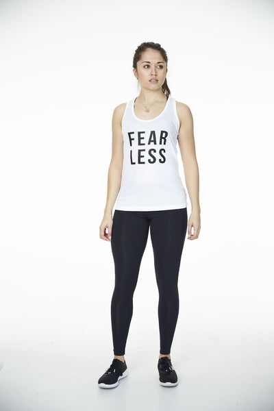 Bella 'fearless' tank size XS only