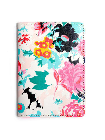 Ban.do Getaway Passport Holder - Florabunda