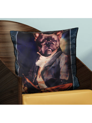 'Monsieur Bull' Cushion