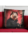 'Wise Highlander' Cushion