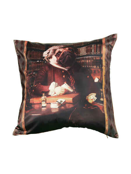 'Moody Solicitor' Cushion