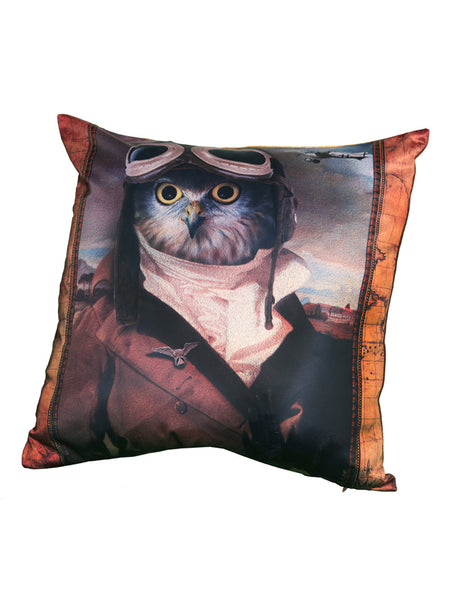 'Night Flyer' Cushion