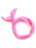 Ban.do Twist Scarf - Neon Pink
