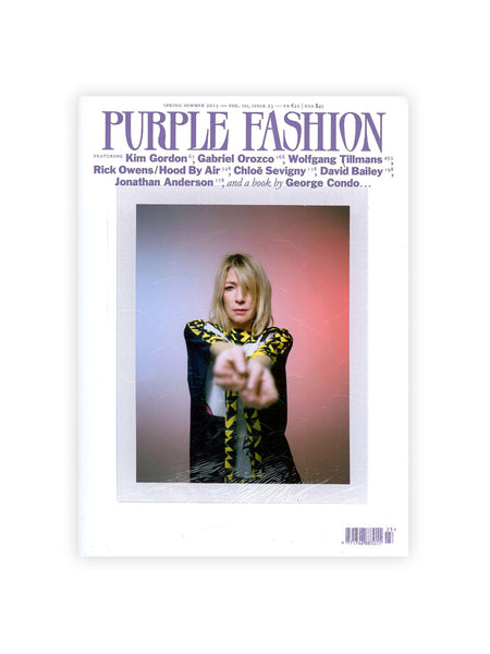 PURPLE FASHION (FRANCE)