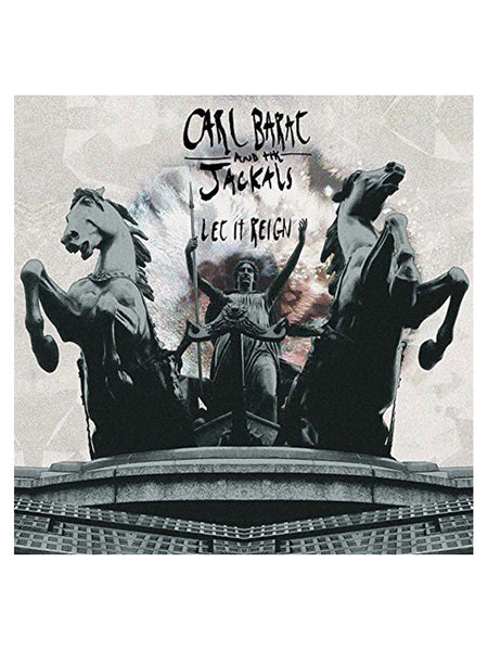 Carl Barat And The Jackals  - Let It Reign (2015) [1X VINYL]