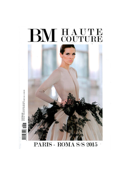 BM RUNNWAY - HAUTE COUTURE (ITALY)