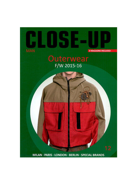 CLOSE UP MEN OUTERWEAR (ITALY)