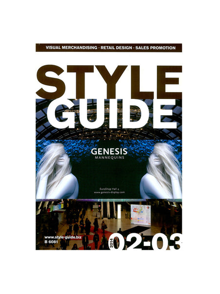 STYLE GUIDE (GERMANY)