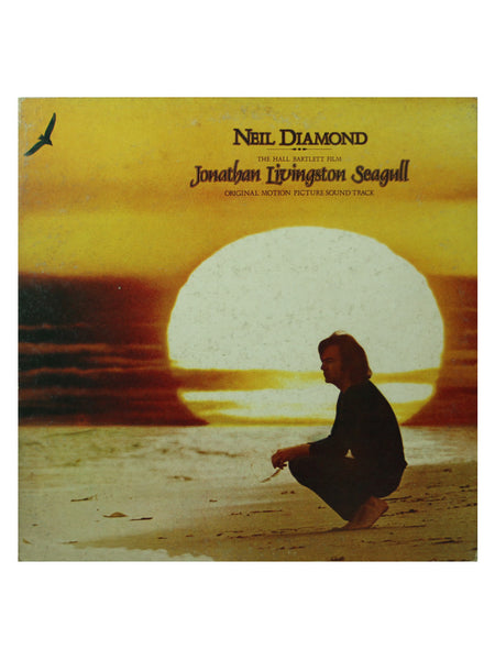 NEIL DIAMOND ‎– JONATHAN LIVINGSTON SEAGULL (ORIGINAL MOTION PICTURE SOUND TRACK) (1973) [1X VINYL]