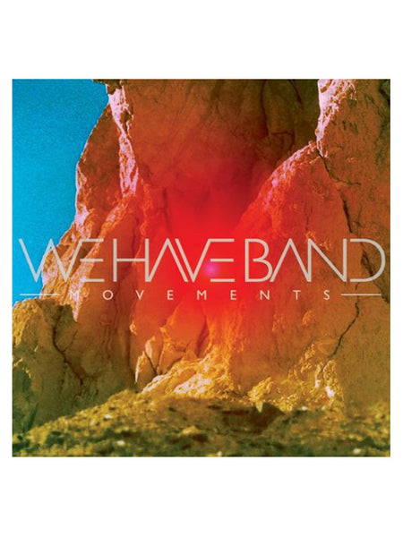 We Have Band - Movements (2014) [1X VINYL]