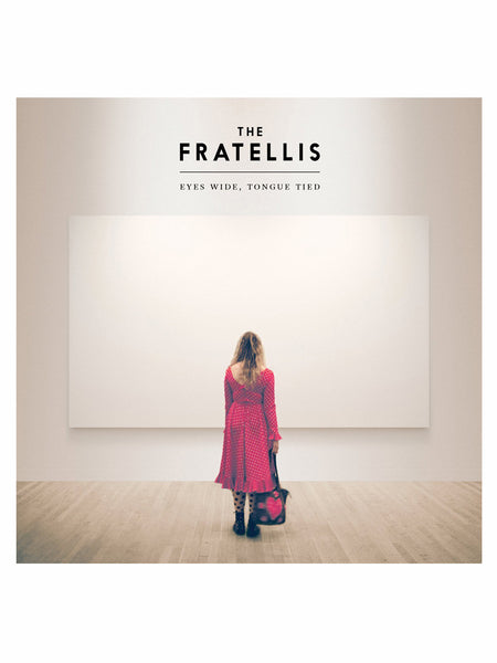 The Fratellis - Eyes Wide, Tongue Tied [1X VINYL]