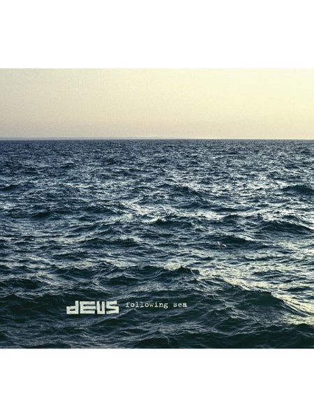 dEUS - Following Sea LP (2012) [1X VINYL]