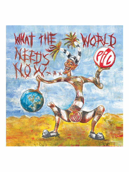 PIL - What The World Needs Now [2X VINYL]