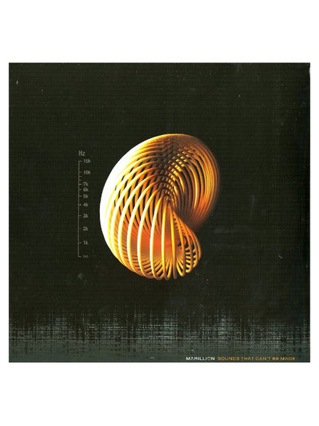Marillion - Sounds Can't Be Made (2013) [2X VINYL]