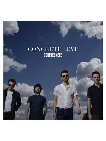 The Courteeners - Concrete Love (2014) [1X VINYL + 1CD]