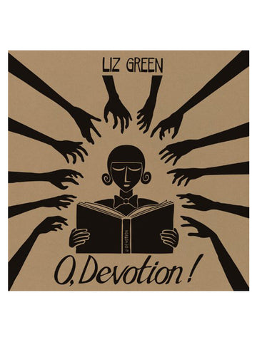 Liz Green - O Devotion (2011) [1X VINYL]