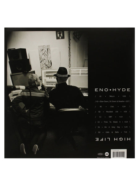 Eno. Hyde - High Life (2014) [2X VINYL]