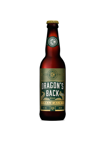 HONG KONG BEER, DRAGON'S BACK (330MLx4)