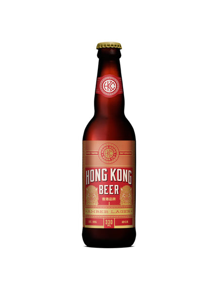 HONG KONG BEER (330MLx12)