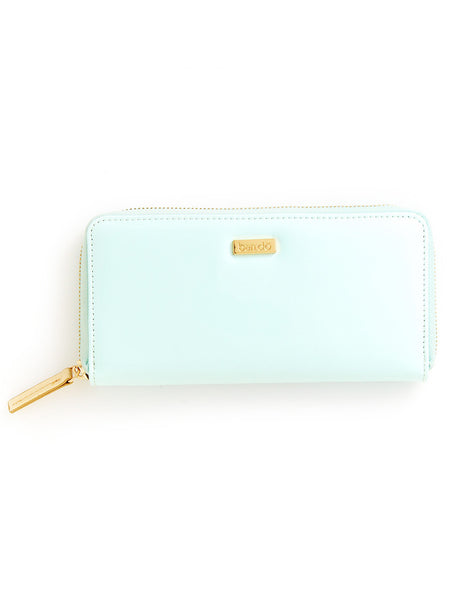 Ban.do Big Spender Wallet - Mermaid + Metallic Gold