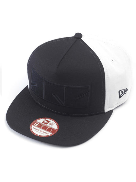 8FIVE2 OG Logo Box New Era Snapback, Navy/White