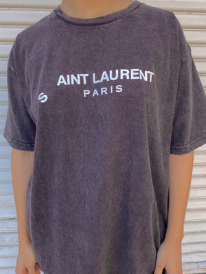 S-AIN'T LAURENT TEE