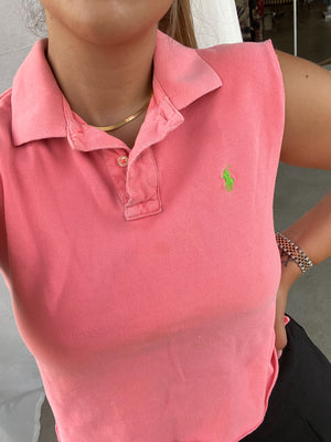 BERRY POLO BY RALPH LAUREN
