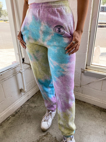 AIRFORCE SWEATS // PASTEL DREAMS