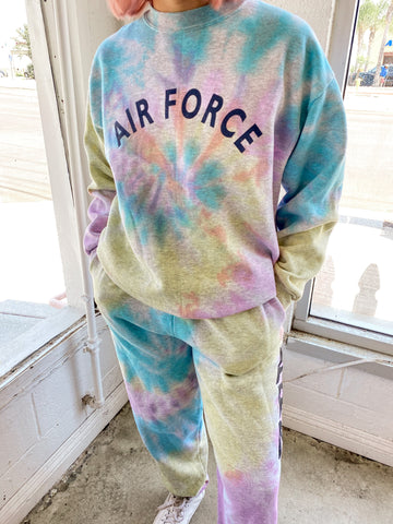 AIRFORCE SWEAT SWEAT // PASTEL DREAMS
