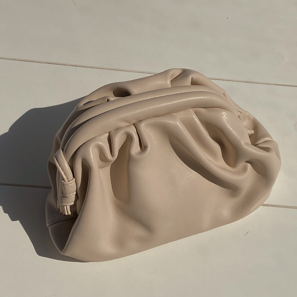MINI VAN DER WOODSEN BAG // TAUPE