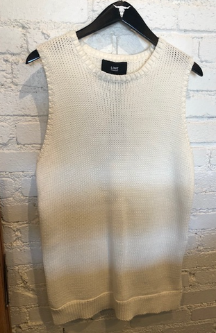 Lowe Sleeveless Sweater | Line | Daisy Dukes