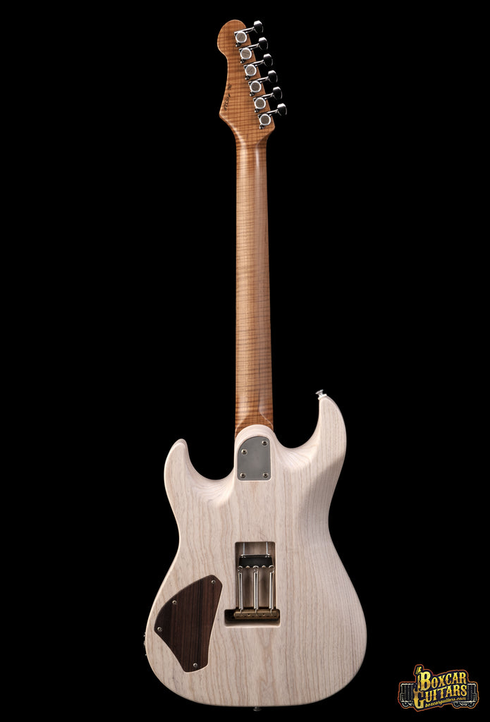 Patrick James Eggle '96 Drop Top Trans Gold Sapele