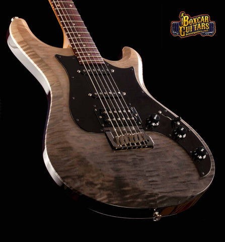 Knaggs Severn Tier 2 Faded Black 1 Boxcar Guitars