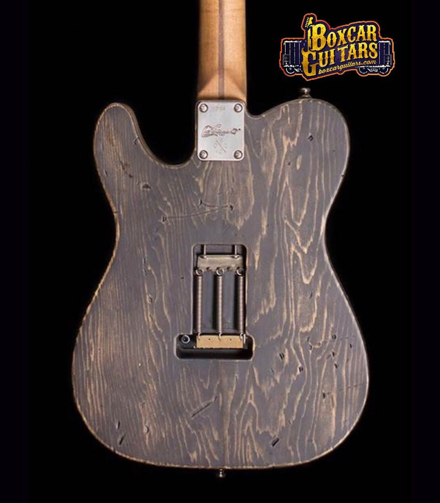 "Luxxtone Choppa T ""End of the Line"" 2 Boxcar Guitars"