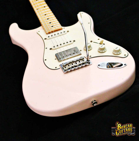Melancon Aged Pro Artist Shell Pink 1 Boxcar Guitars