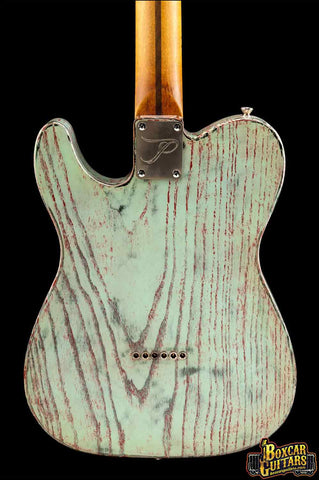 Palir Mojo Titan Aged Green/Red 1 Boxcar Guitars