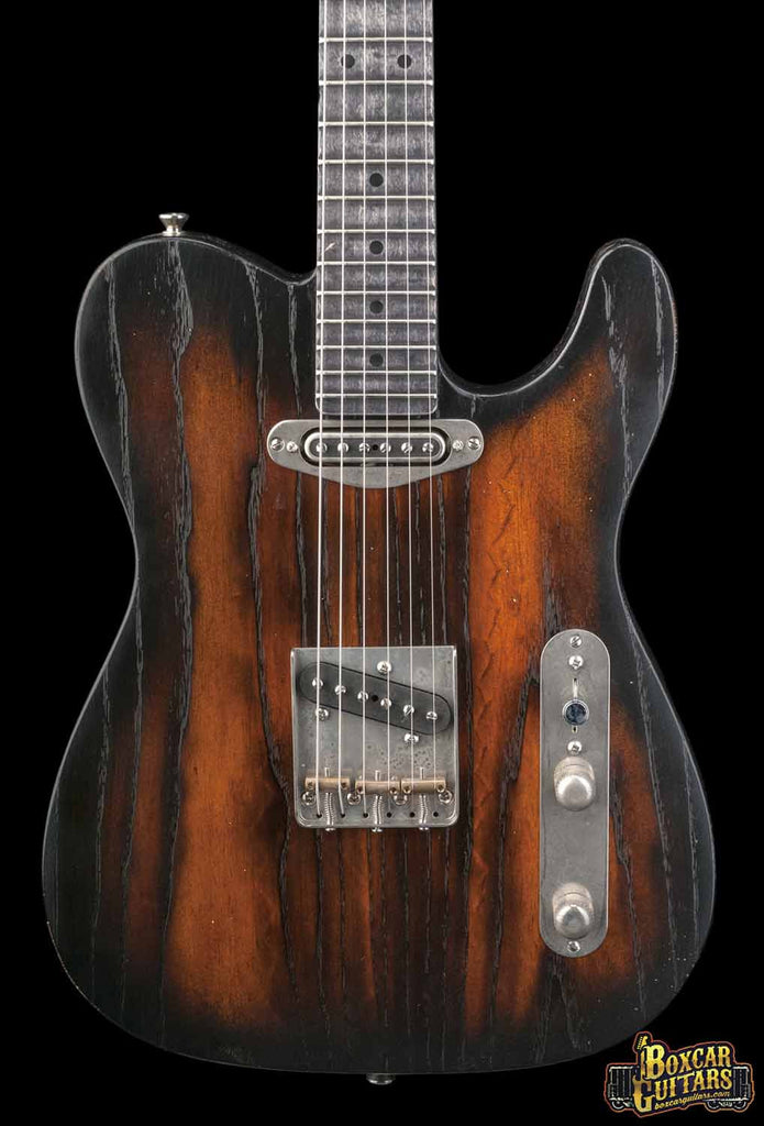 Palir Roasted Titan Barn Burner 1 Boxcar Guitars