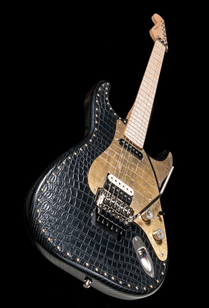 Paoletti Master Stratospheric Leather Series Black