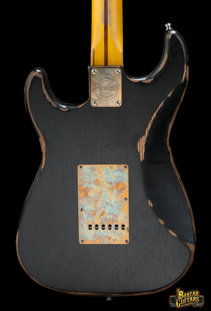 Paoletti Stratospheric Loft Series SSS Antique Black