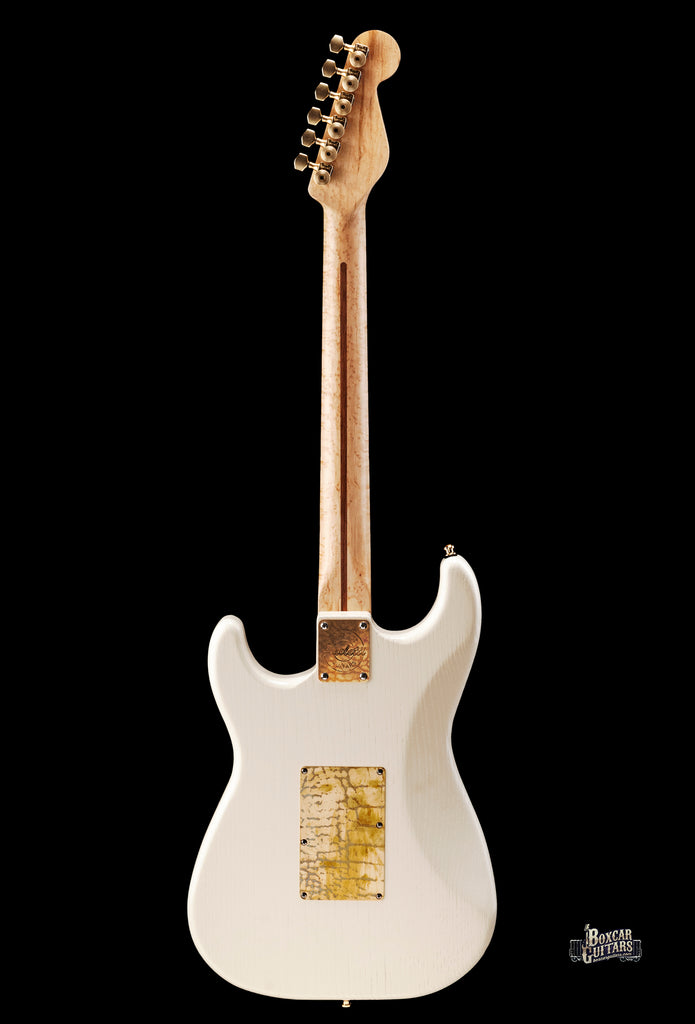 Paoletti Master Stratospheric Leather Series White