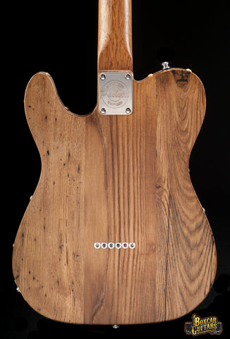 Paoletti Nancy Wine Croc - Leather Series Tele