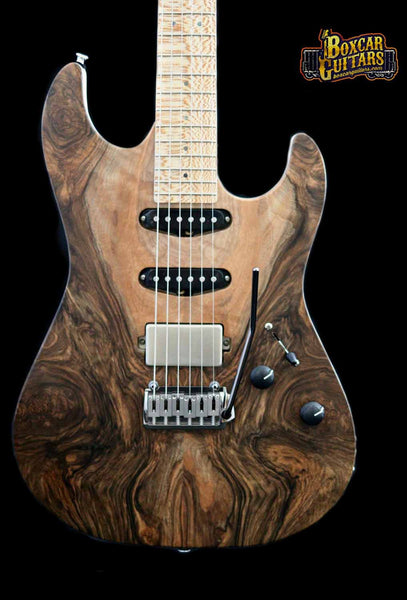 Patrick James Eggle '96 Drop Top English Walnut 1 Boxcar Guitars