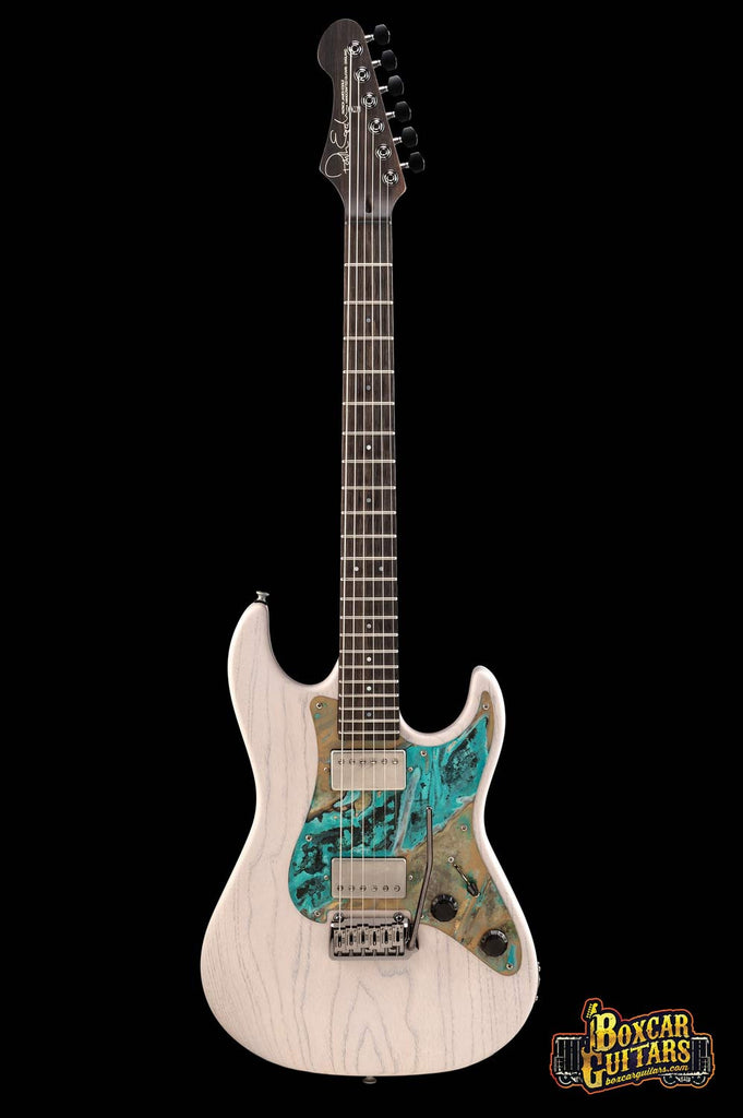 Patrick James Eggle '96 Drop Top Patinated PG 3 boxcar Guitars