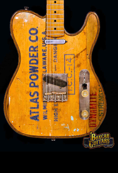 Walla Walla Atlas Powder T-Top 1 Boxcar Guitars