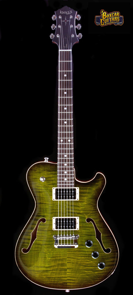 Knaggs Chena Hollowbody