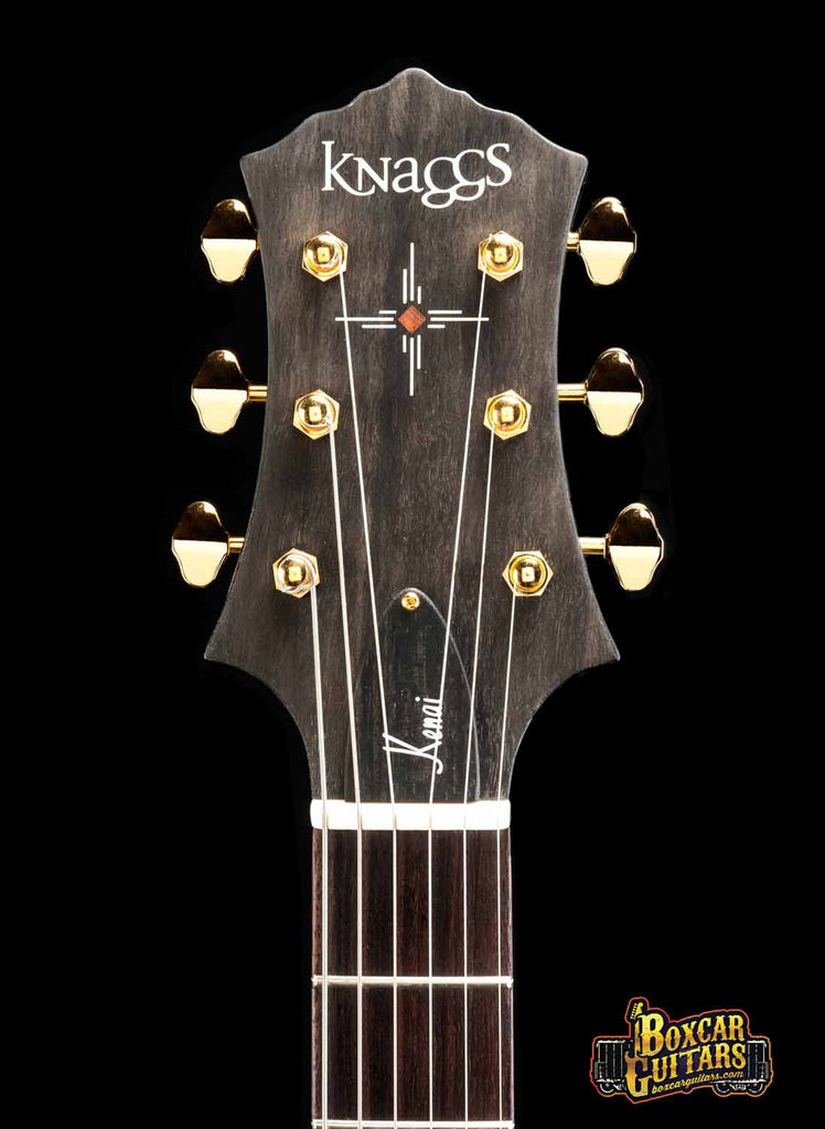 Knaggs Kenai Tier 2 Sunflower 5 Boxcar Guitars