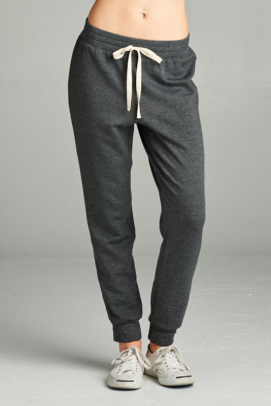 Lacey Joggers in Charcoal - ROUTE 32