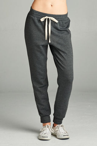 Lacey Joggers in Charcoal
