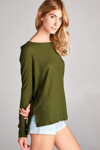 Lightweight Thermal in Olive