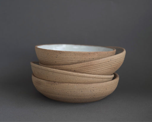 Raw Clay Bowl